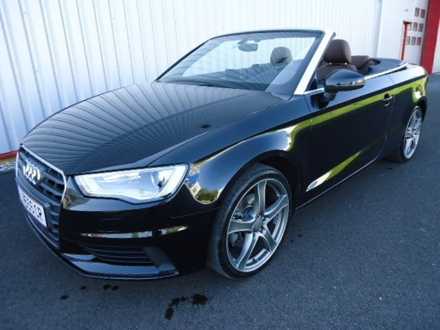 1 4 Gebraucht Audi A3 Cabriolet 8 Tfsi Ambiente S Tronic Cabrio Roadster