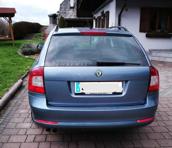 verkauft skoda octavia combi elegance gebraucht 2009 km in krieglach. Black Bedroom Furniture Sets. Home Design Ideas