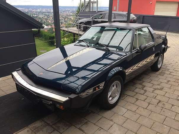 gebraucht 1500 cabrio roadster fiat x 1 9 1979 km in graz. Black Bedroom Furniture Sets. Home Design Ideas