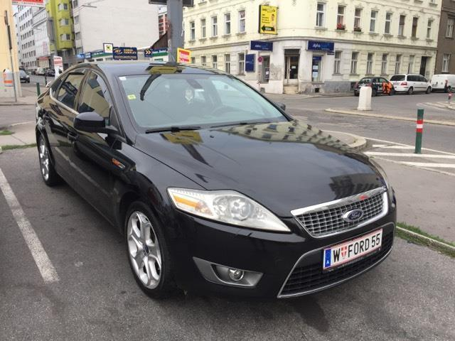 verkauft ford mondeo 2 0 tdci titanium gebraucht 2008 km in wien. Black Bedroom Furniture Sets. Home Design Ideas