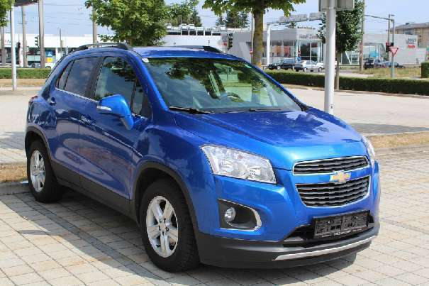 verkauft chevrolet trax 1 4t eco awd lt gebraucht 2013 km in linz. Black Bedroom Furniture Sets. Home Design Ideas