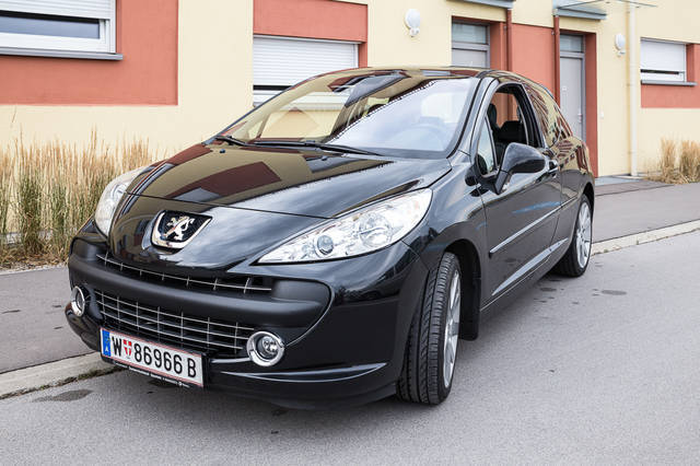 verkauft peugeot 207 gt 1 6 hdi 110 gebraucht 2007 km in vienna. Black Bedroom Furniture Sets. Home Design Ideas