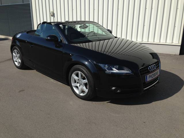 82 gebrauchte audi tt roadster audi tt roadster. Black Bedroom Furniture Sets. Home Design Ideas