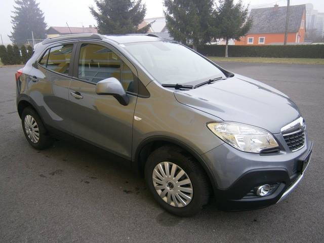 verkauft opel mokka 1 7 cdti allrad n gebraucht 2014 km in feldbach. Black Bedroom Furniture Sets. Home Design Ideas
