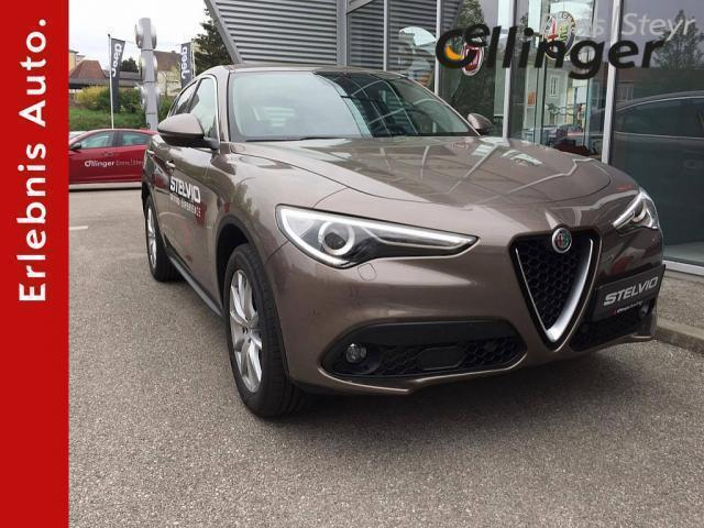 verkauft alfa romeo stelvio super gebraucht 2016 0 km in enns. Black Bedroom Furniture Sets. Home Design Ideas