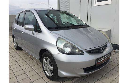 verkauft honda jazz 1 4i ls gebraucht 2007 km in theresienfeld. Black Bedroom Furniture Sets. Home Design Ideas