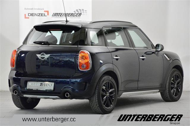 verkauft mini cooper sd countryman all4 gebraucht 2015 km in innsbruck. Black Bedroom Furniture Sets. Home Design Ideas