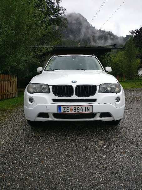 verkauft bmw x3 2 0d gebraucht 2007 km in wald autouncle. Black Bedroom Furniture Sets. Home Design Ideas