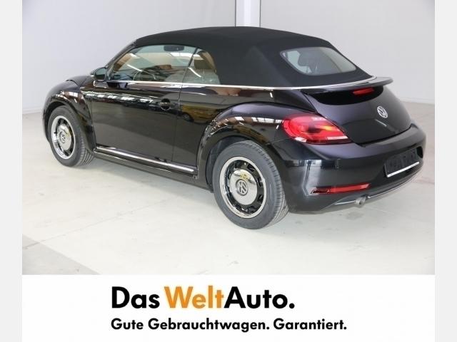 verkauft vw beetle cabrio 1 2 tsi desi gebraucht 2016 20 km in deutsch tschantsc. Black Bedroom Furniture Sets. Home Design Ideas