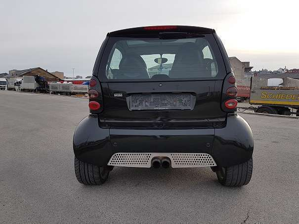 verkauft smart fortwo coup brabus 1 gebraucht 2002 km in wien. Black Bedroom Furniture Sets. Home Design Ideas