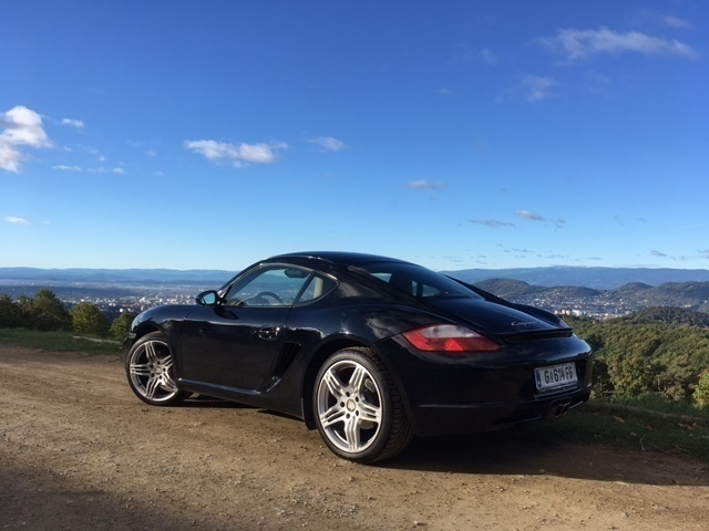 verkauft porsche cayman s 3 4 tiptronic gebraucht 2006 km in graz. Black Bedroom Furniture Sets. Home Design Ideas