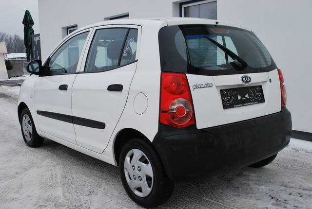 gebraucht 0i exclusive kia picanto 2007 km in gerasdorf. Black Bedroom Furniture Sets. Home Design Ideas