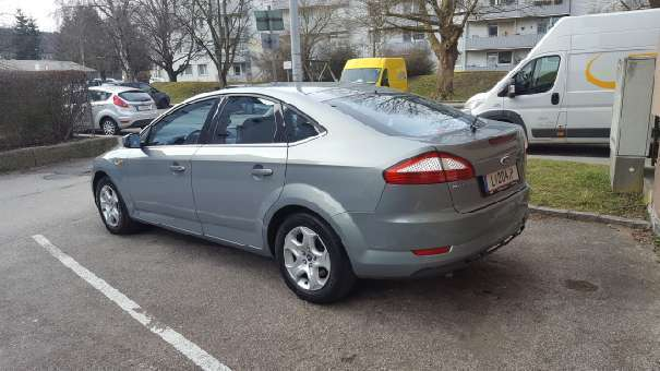 verkauft ford mondeo titanium x 2 0 td gebraucht 2007 km in linz. Black Bedroom Furniture Sets. Home Design Ideas