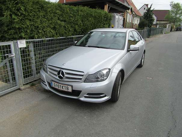 gebraucht c klassecdi 4matic limousine mercedes c250 2012 km in graz. Black Bedroom Furniture Sets. Home Design Ideas