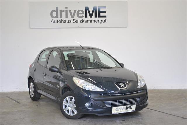 verkauft peugeot 206 generation 1 4 gebraucht 2012 km in regau. Black Bedroom Furniture Sets. Home Design Ideas
