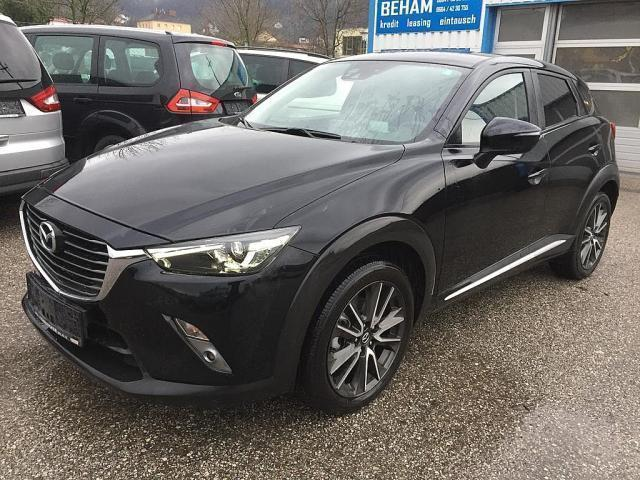 Verkauft Mazda Cx 3 G150 Awd Revolutio Gebraucht 2017 5 300 Km In