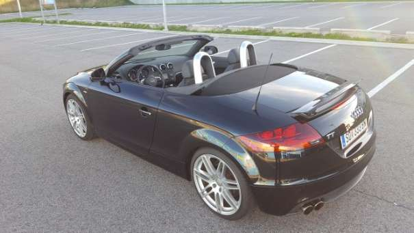 verkauft audi tt roadster 2 0 tfsi s gebraucht 2009 km in rainbach im innkreis. Black Bedroom Furniture Sets. Home Design Ideas