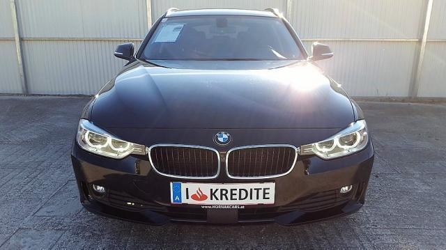 verkauft bmw 320 d touring gebraucht 2013 km in eisenstadt. Black Bedroom Furniture Sets. Home Design Ideas