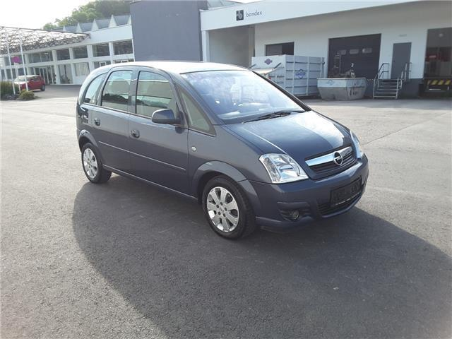 verkauft opel meriva 1 7 cdti 1 besit gebraucht 2007 km in koblach. Black Bedroom Furniture Sets. Home Design Ideas