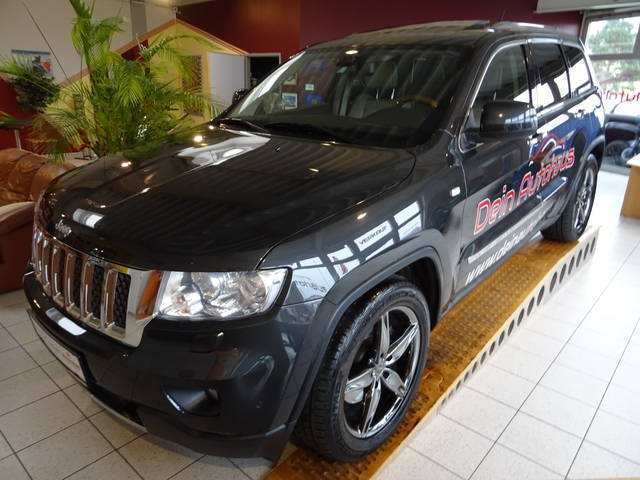 Verkauft jeep grand cherokee 5 7 v8 he gebraucht 2011 for Auto stockerau