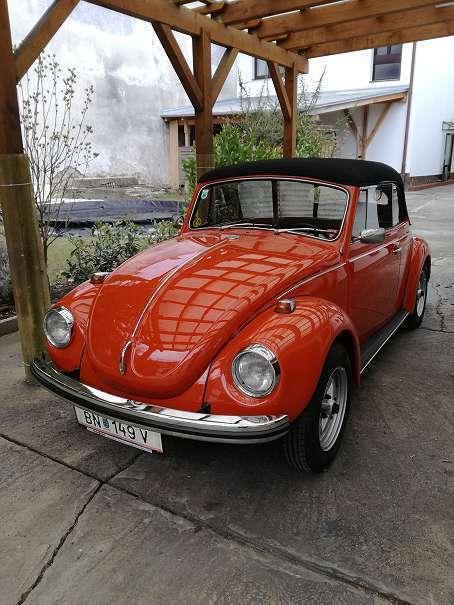 verkauft vw k fer 1302 ls cabrio roa gebraucht 1971. Black Bedroom Furniture Sets. Home Design Ideas