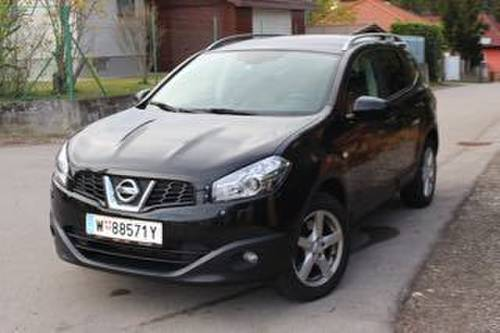 verkauft nissan qashqai 2 tekna 4wd s gebraucht 2011 km in klosterneuburg. Black Bedroom Furniture Sets. Home Design Ideas