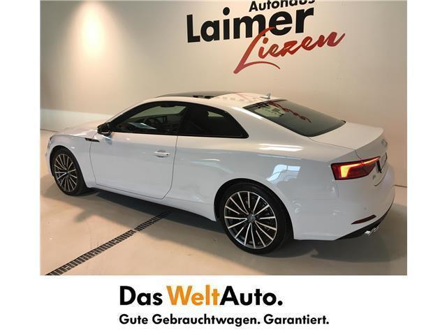 Audi a5 coupe 20 tdi quattro gebraucht