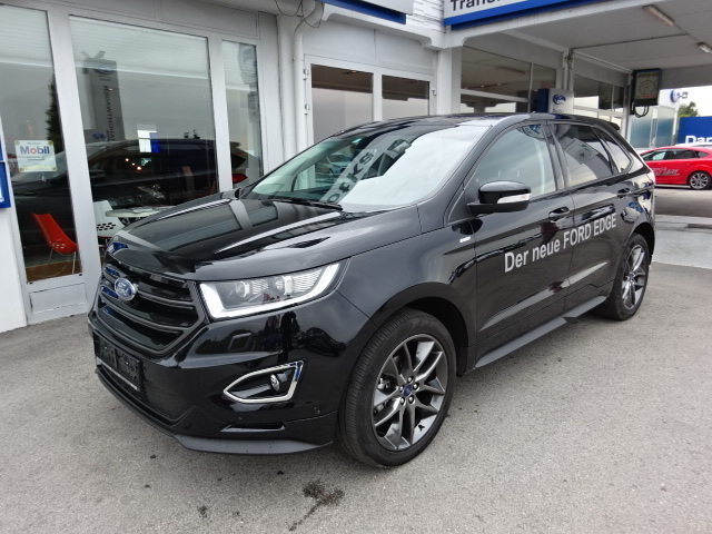 gebraucht 2 0 tdci st line 4x4 powershift automatik ford edge 2016 km in brunnenthal. Black Bedroom Furniture Sets. Home Design Ideas