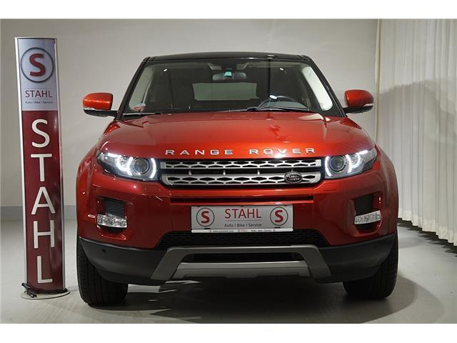 verkauft land rover range rover evoque gebraucht 2013 km in wien. Black Bedroom Furniture Sets. Home Design Ideas