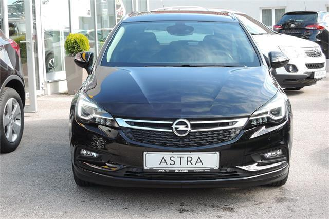 verkauft opel astra st innovation 1 6 gebraucht 2016 10 km in amstetten. Black Bedroom Furniture Sets. Home Design Ideas