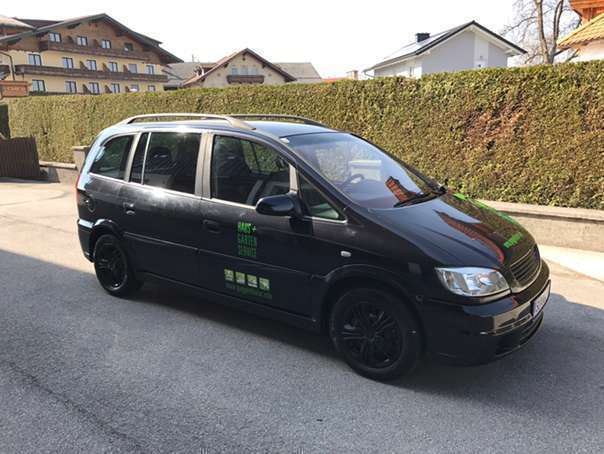 verkauft opel zafira design edition 2 gebraucht 2003 km in salzburg umgebung. Black Bedroom Furniture Sets. Home Design Ideas