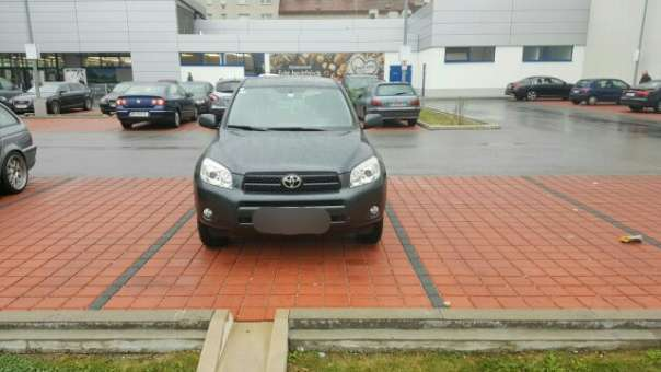 verkauft toyota rav4 suv gel ndewage gebraucht 2006 km in wien. Black Bedroom Furniture Sets. Home Design Ideas