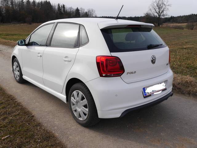 verkauft vw polo 4sports 1 2 tdi dpf gebraucht 2013 km in waldenstein. Black Bedroom Furniture Sets. Home Design Ideas