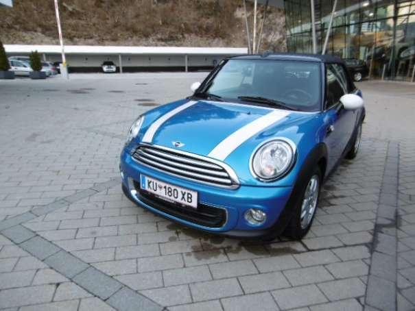 verkauft mini one cabriolet cabrio cab gebraucht 2011 km in kufstein. Black Bedroom Furniture Sets. Home Design Ideas