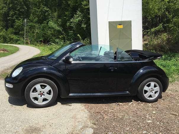 verkauft vw beetle cabrio roadster gebraucht 2003 149. Black Bedroom Furniture Sets. Home Design Ideas