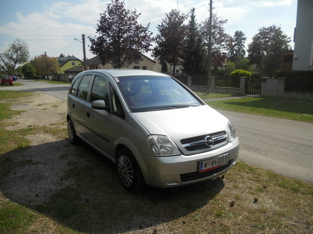 verkauft opel meriva 1 7 edition cdti gebraucht 2006 km in wien umgebung. Black Bedroom Furniture Sets. Home Design Ideas