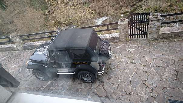 verkauft jeep wrangler yj 4 0 ho suv gebraucht 1995. Black Bedroom Furniture Sets. Home Design Ideas