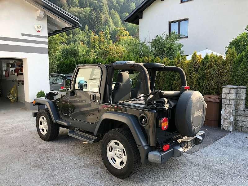 115 gebrauchte jeep wrangler jeep wrangler gebrauchtwagen. Black Bedroom Furniture Sets. Home Design Ideas