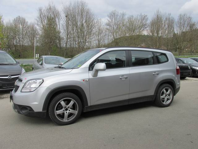 gebraucht 1 8 ls chevrolet orlando 2011 km in wien. Black Bedroom Furniture Sets. Home Design Ideas