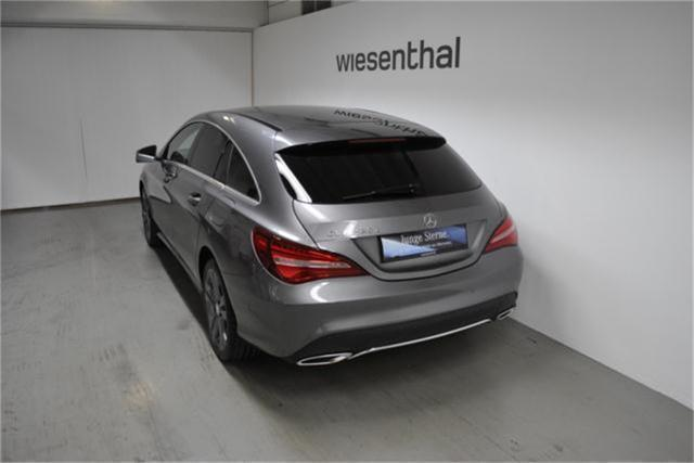 verkauft mercedes cla220 shooting brak gebraucht 2016 km in brunn am gebirge. Black Bedroom Furniture Sets. Home Design Ideas