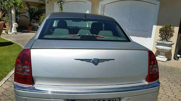 verkauft chrysler 300c crd limousine gebraucht 2006 255. Black Bedroom Furniture Sets. Home Design Ideas