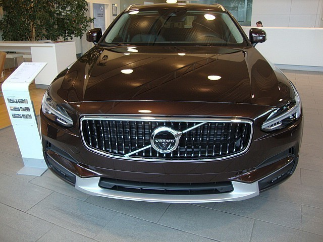 verkauft volvo v90 cc d4 awd geartronic gebraucht 2017 0. Black Bedroom Furniture Sets. Home Design Ideas