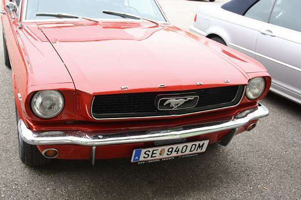 verkauft ford mustang 289 v8 ca 200ps gebraucht 1966. Black Bedroom Furniture Sets. Home Design Ideas