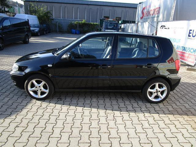 verkauft vw polo comfortline 1 9 sdi f gebraucht 2001 km in mayrwies. Black Bedroom Furniture Sets. Home Design Ideas