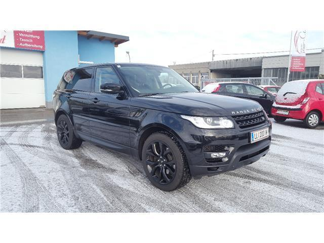 gebraucht 3 0 tdv6 hse dynamik paket land rover range rover sport 2014 km in h rsching. Black Bedroom Furniture Sets. Home Design Ideas