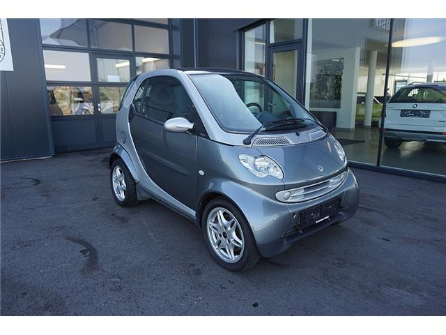 verkauft smart fortwo coup mc gebraucht 2003 km. Black Bedroom Furniture Sets. Home Design Ideas