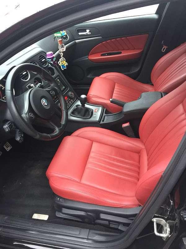 verkauft alfa romeo 159 1 8tbi limousi gebraucht 2010. Black Bedroom Furniture Sets. Home Design Ideas