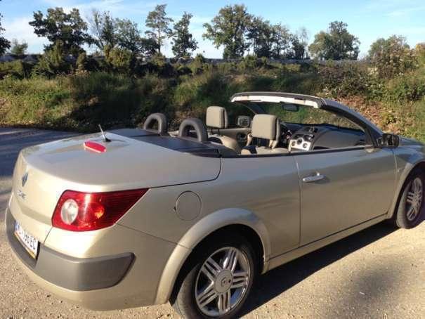 verkauft renault m gane cabriolet emou gebraucht 2004 km in linz. Black Bedroom Furniture Sets. Home Design Ideas