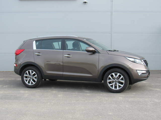 verkauft kia sportage gold 1 7 crdi 2wd gebraucht 2014 km in mistelbach. Black Bedroom Furniture Sets. Home Design Ideas