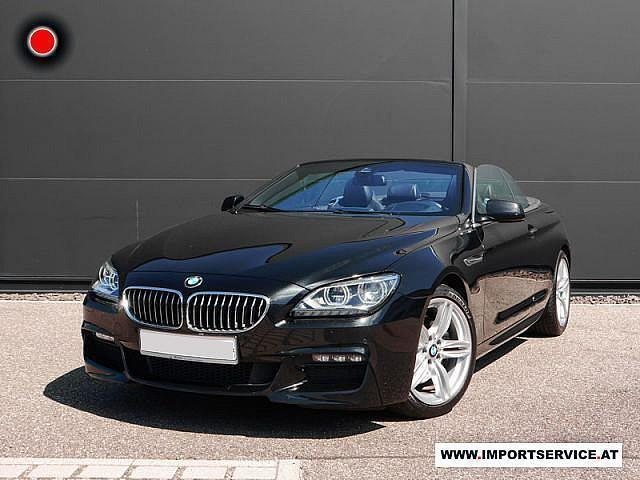 verkauft bmw 640 cabriolet d xdrive m gebraucht 2014. Black Bedroom Furniture Sets. Home Design Ideas